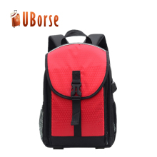 Shenzhen factory custom nylon lens camera protector back pack bag anti-thief waterproof lightweight dslr camera backpack
