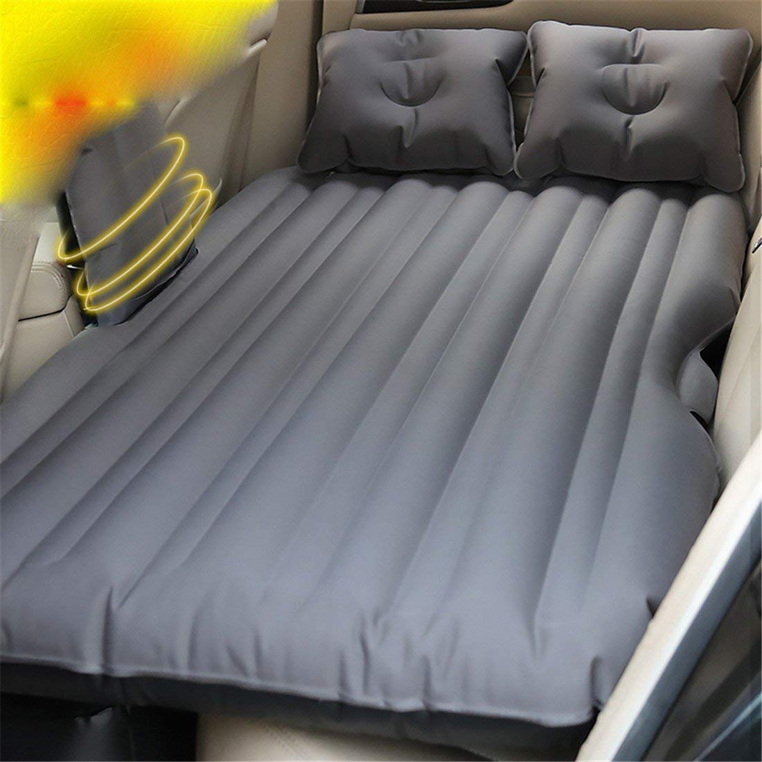 STAZSX Car inflatable bed adult travel bed cushion sleeping mattress