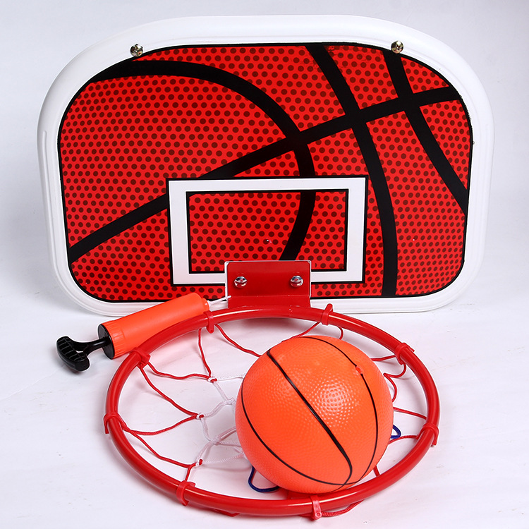 New Arrival Plastic Mini Basketball Backboard For Children