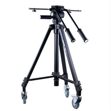Photography bearing 15KG professional camera tripod tripod to shoot video films VR Newsroom outdoor video camera