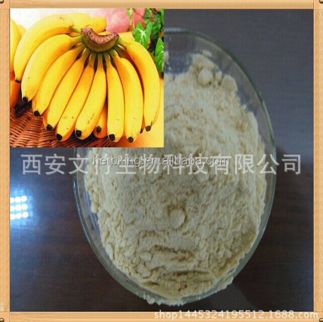 Good water solubility natural green banana flour