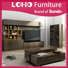 Living Room Furniture New Design Tv Wall Unit Design