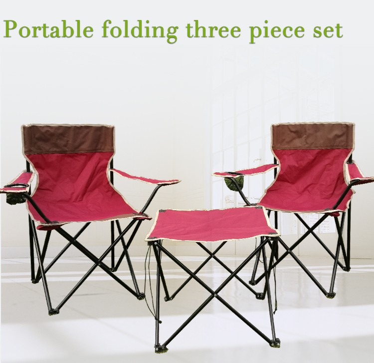 Outdoor Camping Metal Folding Chair Parts Folding High
