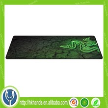 High quality and competitive price big/large/rubber/game mouse pad
