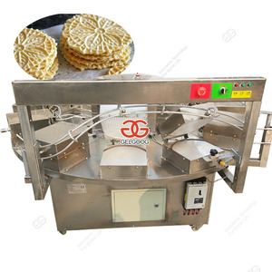 Gelgoog Machinery Automatic Pizzelle Cookies Maker