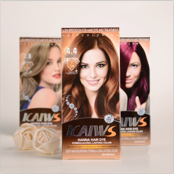 Bio Natural Herbal Essence Hair Colors