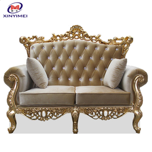 cheap high quality classical fabric living room royal sofa sets