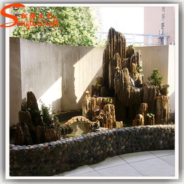 Artificial de interior mini agua fuente decorativa y for Fuente decorativa interior