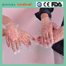 alibaba stock price disposable poly pe gloves large Medical Consumables