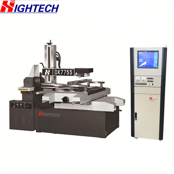DK77 series CNC EDM Wire Cutting Machine Low Price, View edm wire ...