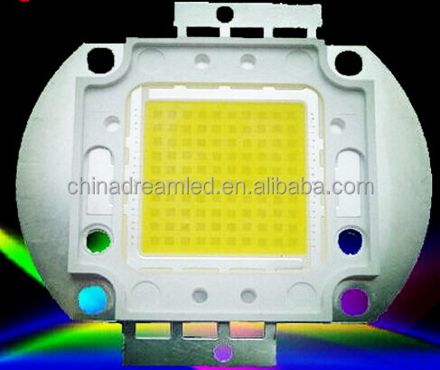 high quality 3 year warranty bridgelux led chip 100w