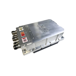 60kW Permanent Magnet Motor Controller for Electric Car