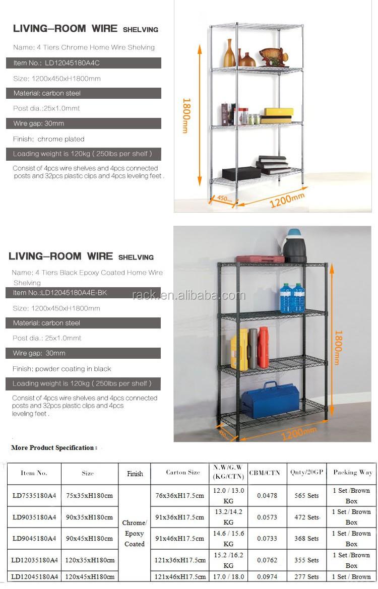 Bathroom shelves corner - 10f Diy 3 Tiers Corner Wire Lowes Bathroom Shelf For Shampoo Storage Nsf Approval