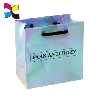 Customized style reasonable price wedding new gift paper dry cleaning bag