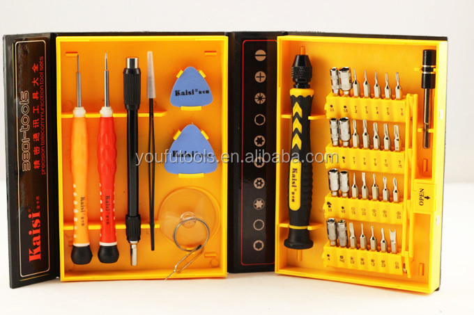 Factory price 38pcs in 1 one man one screwdriver