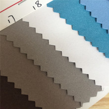 0.4mm Thin imitation microfiber synthetic leather for gift box