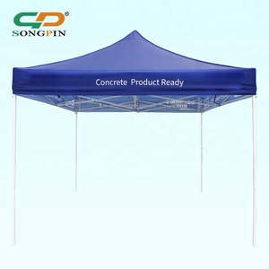 2018 New Design Custom Canopy 10 X 10 Ft Quick Automatic Event Commercial Folding Tent