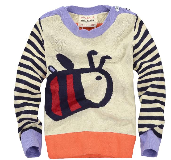 Ropa De Niños De Moda Suéter De Dibujos Animados Diseños Para Niños ...