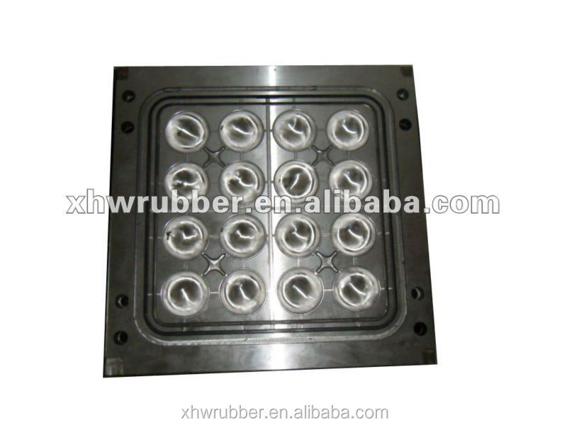 Plastic Injection Mould for Inline Skate
