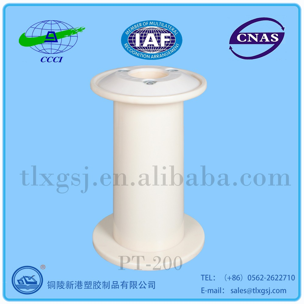 good service factory <strong>abs</strong> plastic cable spools for coil winding machine price