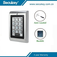 Quality Zinc Alloy Metal Digital Keypad Access Control System