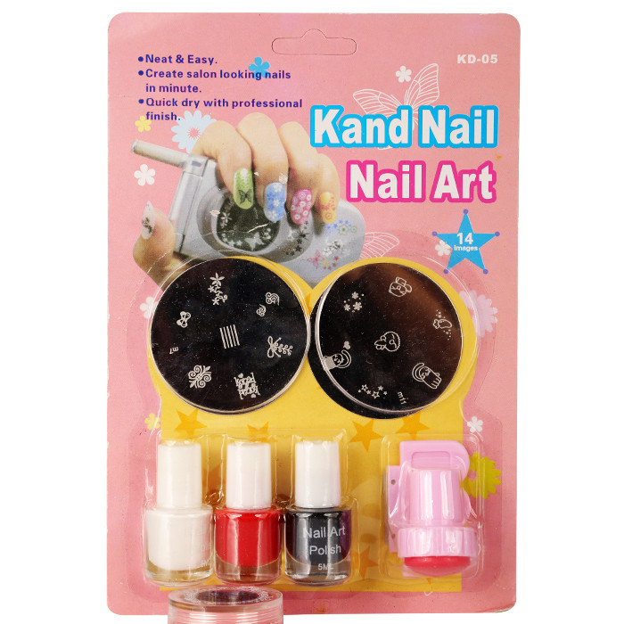 Nail Art Stamper Kit, Nail Art Stamper Kit Suppliers and ...
