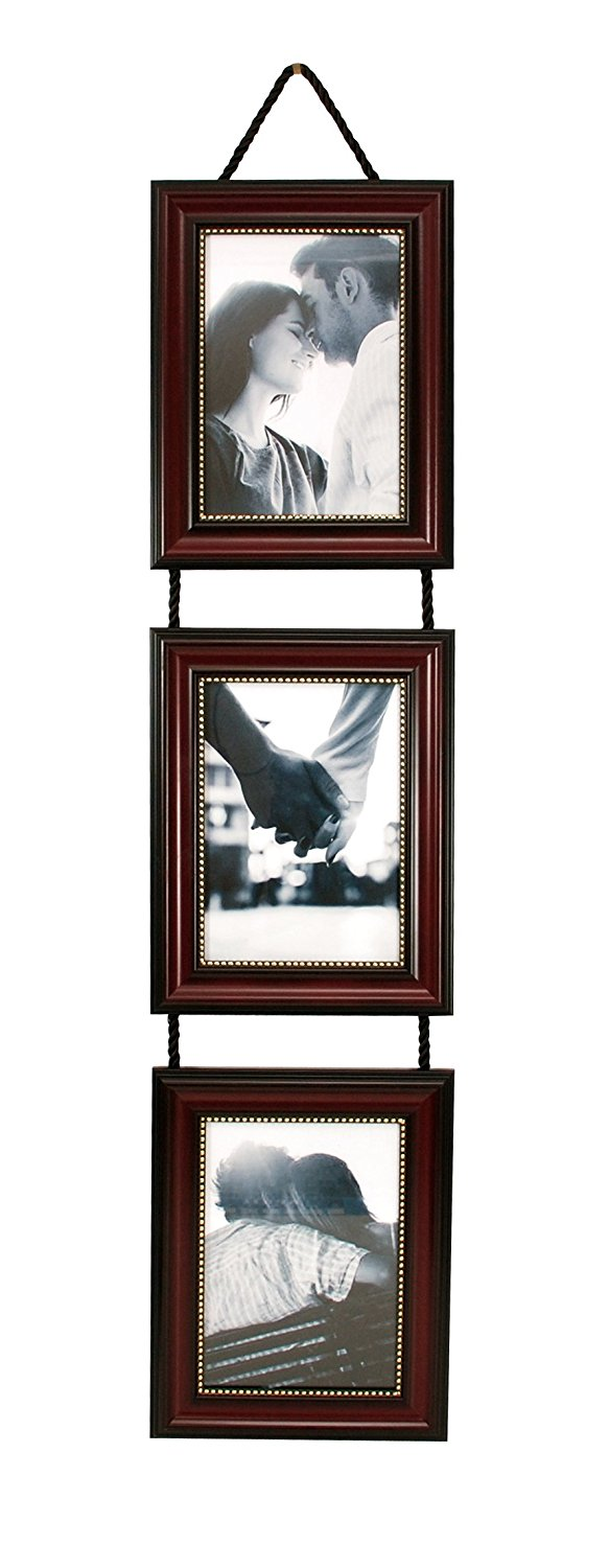 Cheap 5 x 7 collage find 5 x 7 collage deals on line at alibaba get quotations kiera grace vertical lucy collage picture frames on hanging ribbon set of 3 jeuxipadfo Choice Image