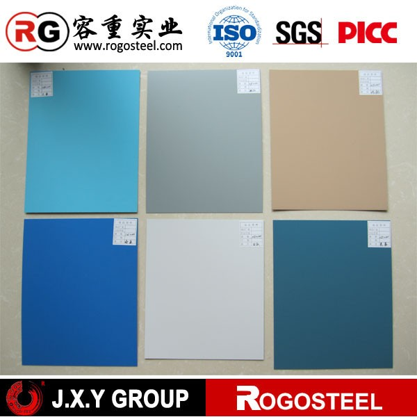 Tin Free <strong>Steel</strong> Sheet Prepainted Coil From China Supplier Ppgi