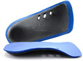 TPR and foam arch support foot orthotic tpu arch support insoles arch insole