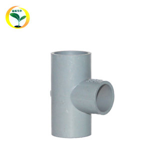 PVC Plastic Pipes Equal Tee Catalogue Quick Clamp Pipe Fittings