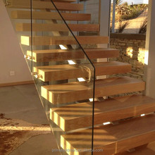Indoor Wooden Stair Stringers, Indoor Wooden Stair Stringers Suppliers And  Manufacturers At Alibaba.com