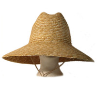 Small Quantity Order 100pcs MOQ Cheap Rustic Palm Nice Leaf Straw Hats for women