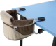 Hook On Chair, Safe and High Load Design, Fold-flat Storage and Tight Fixing Clip on Table High Chair, Machine-Washable