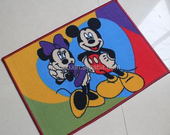 Oriental Vlies Kind Spielen Zimmer Micky Maus Cartoon Wohnzimmer ...
