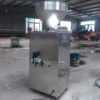 304 stainless steel Sausage filling machine Vertical Sausage stuffer Sausage Filler for wholesale price