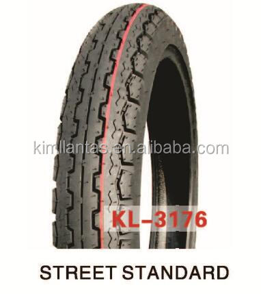 Chinese motorcycle tires street standard 90/90-18
