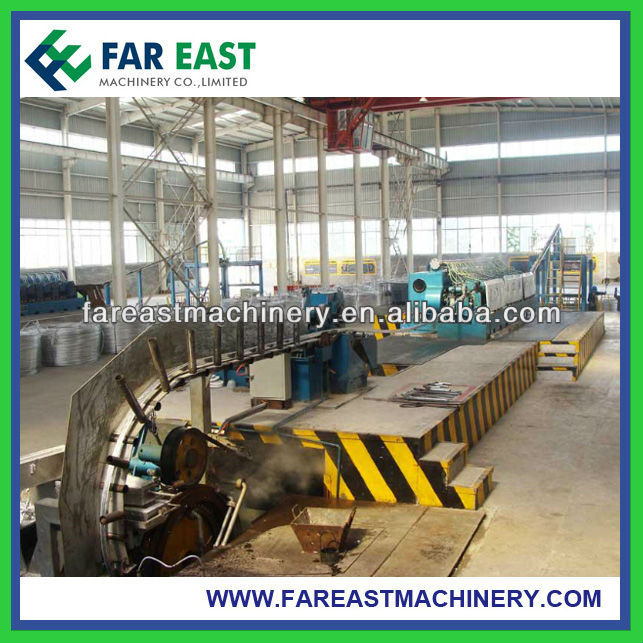 Aluminum Rod Making Machines/ccr Line