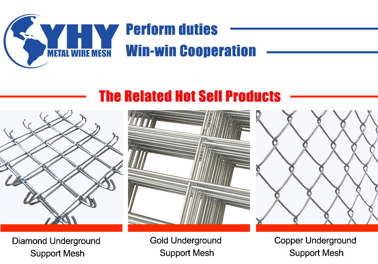 Underground ApplicationsMining Roof and Wall Support for tecco mesh