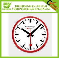 Logo Customized Wall Clocks Wholesale