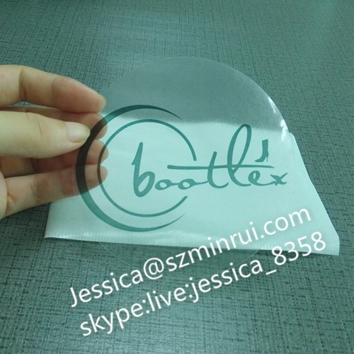 Clear Stickers Wholesale