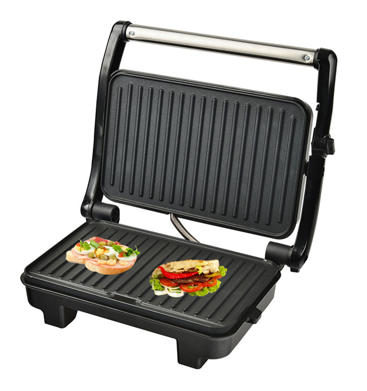 Small Kitchen Appliance 2 Slice Sandwich Maker Toaster Panini