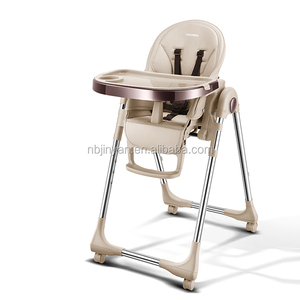 Hot selling Fold able high chair/ baby dining chair/baby feeding chair
