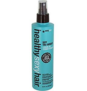 Healthy Sexy Hair Soy & Cocoa Tri-wheat Leave-in Conditioner - 8.5oz
