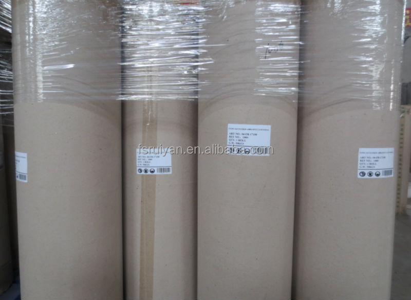 GXK51aluminum oxide abrasive cloth roll, jumbo roll for grinding wood ,metal and stainless steel