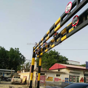 Double beam girder overhead launching highway gantry crane with trolley