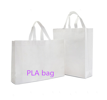 Eco-friendly Lowest Price Customized Reusable Pla Non Woven Shopping Bags With Handle