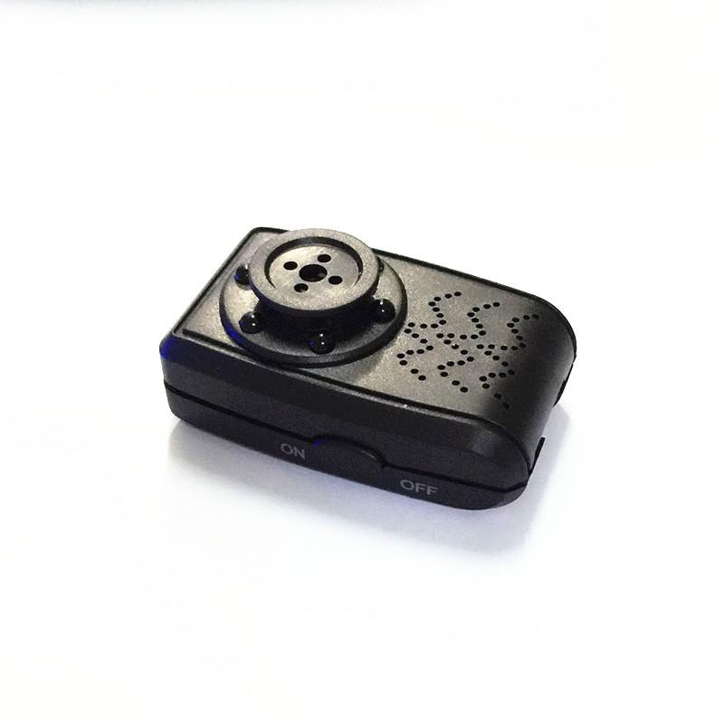 HD 1080P Mini Portable Wireless Button Hidden Spy Audio Camera Security Cam DVR