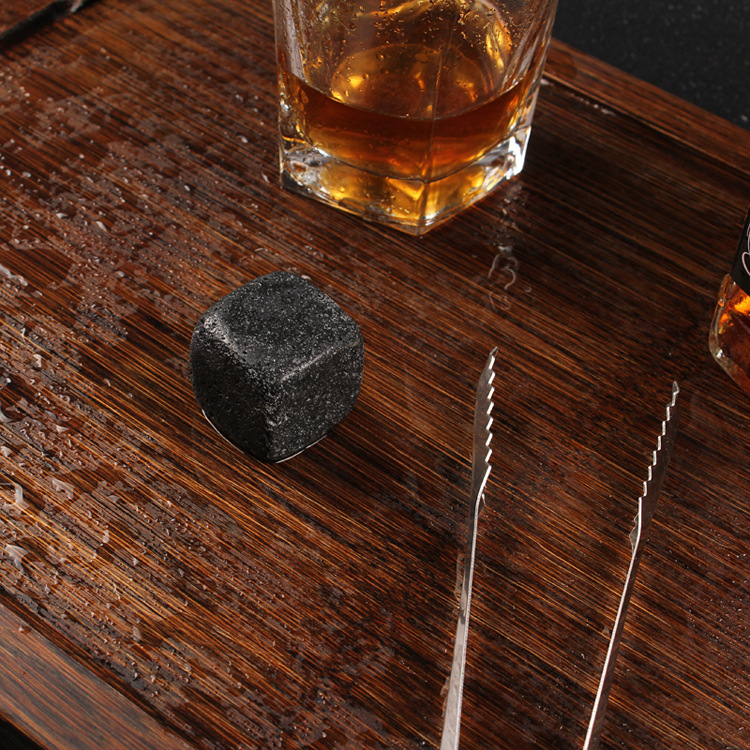 Marble whiskey ice cube custom stone for wholesale