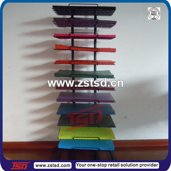 Tsd W5558 Metal Wire Shelf Custom Iron Rack Placemat