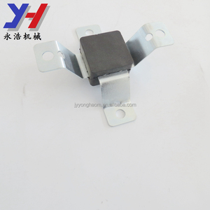 China supplier car metal stamping rubber damping parts
